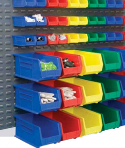 Let us help you with storage and shelving systems