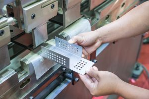 Making the Best Impression With Metal Stamping
