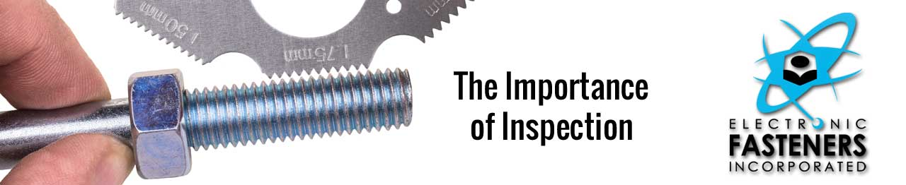 The Importance of Inspection