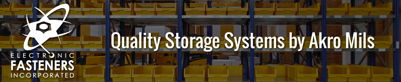 Quality Storage Systems by Akro Mils