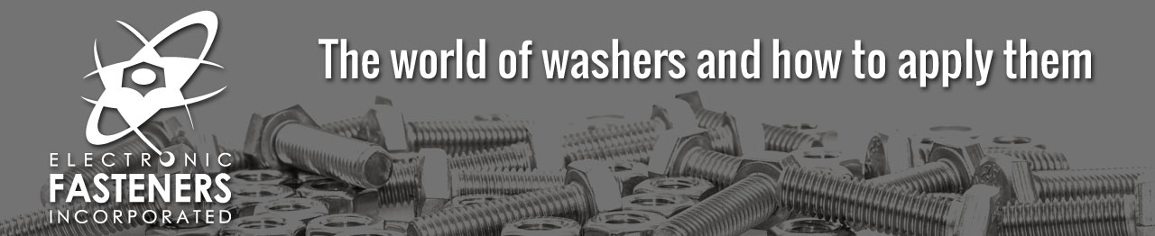 The world of washers and how to apply them