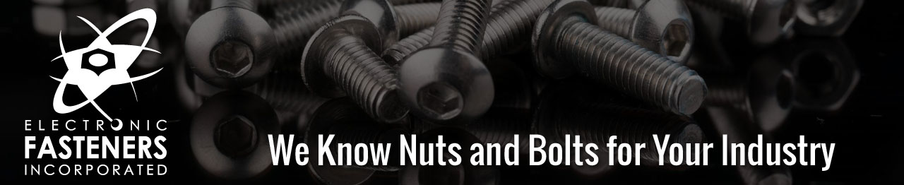 We Know Nuts and Bolts for Your Industry