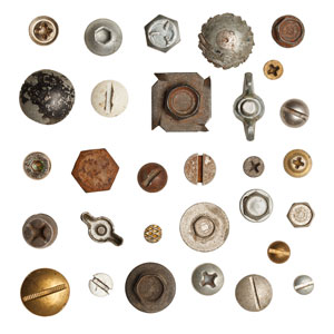 Back to Basics: What are the different types of screws?