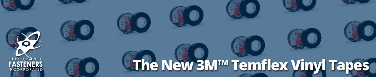 The New 3M™ Temflex Vinyl Tapes